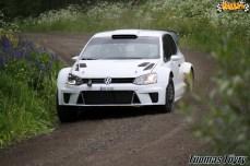 3 test Polo RS WRC 2012