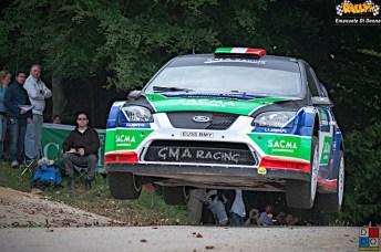 6 Rally della Marca 2012 - Emanuele Di Donna