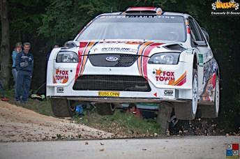 7 Rally della Marca 2012 - Emanuele Di Donna
