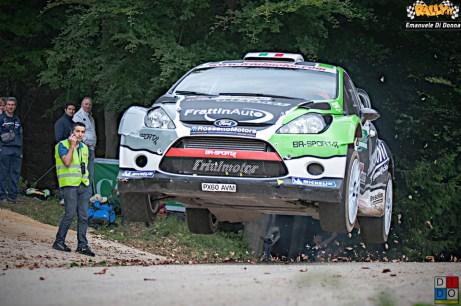 8 Rally della Marca 2012 - Emanuele Di Donna