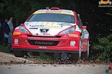 9 Rally della Marca 2012 - Emanuele Di Donna