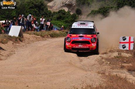 305 Rally Itlaia Sardegna 2013 WRC Luca Pirina
