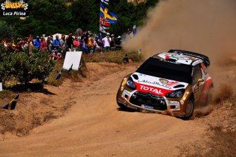 317 Rally Itlaia Sardegna 2013 WRC Luca Pirina