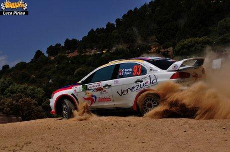 318 Rally Itlaia Sardegna 2013 WRC Luca Pirina