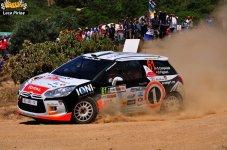 332 Rally Itlaia Sardegna 2013 WRC Luca Pirina