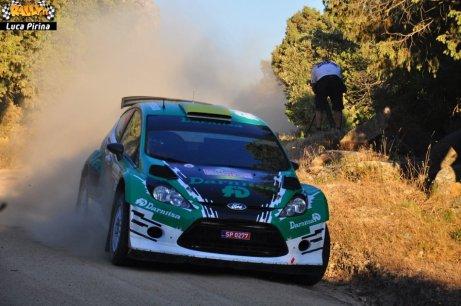 395 Rally Itlaia Sardegna 2013 WRC Luca Pirina