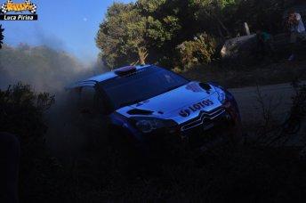 410 Rally Itlaia Sardegna 2013 WRC Luca Pirina