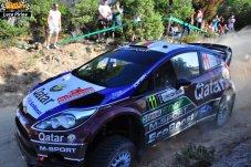 5 Rally Itlaia Sardegna 2013 WRC Luca Pirina