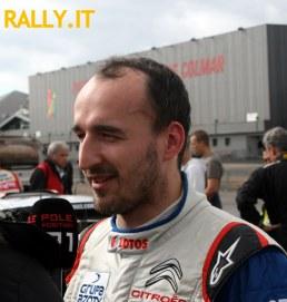 kubica francia 2013
