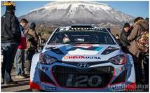 Rally di Monte Carlo 2014 - Pawel Ostrowski
