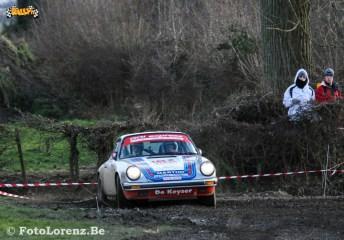 Rally van Haspengouw 2014 - Lorenz Deschuyttere