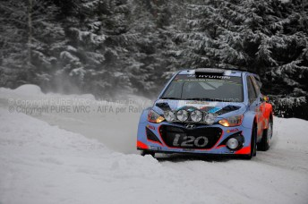 SVEZIA 2014 PURE WRC-2