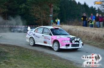 ARC Schneerosen Rallye 2014