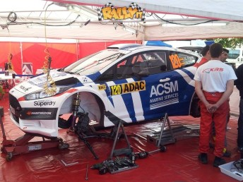 30 - Rally germania 2014