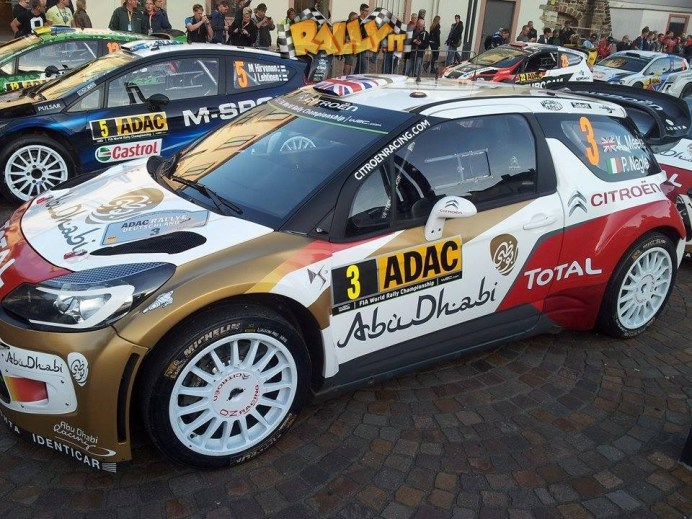 38 - Rally germania 2014