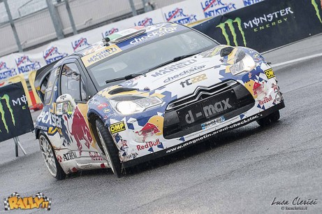 Monza rally show 201459