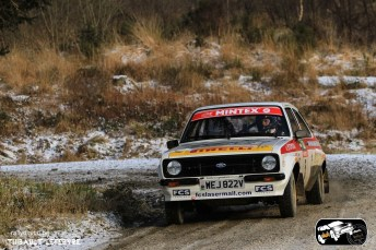 the red kite stages 2015-7