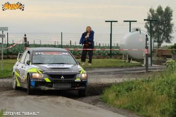 Rally Van Staden 2015 - Belgio