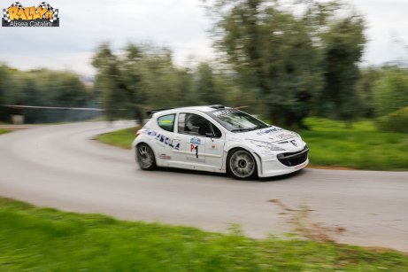 Le foto del Rally Città di Pistoia 2016 © Catalini Alisea per Rally.it