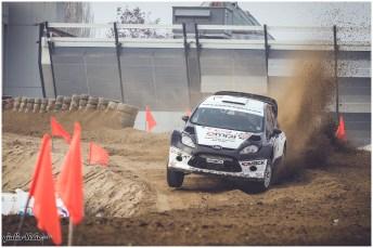 Evans, Ford Fiesta Wrc, 2016 (Giulio Bisio)