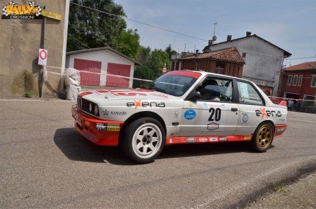Le foto del Rally della Lana 2017 scattate da Ciro Simoni per Rally.it