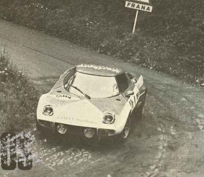 1974 - Munari Mannucci (Lancia Stratos) 1