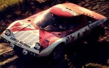 1974 - Munari-Mannucci (Lancia Stratos) 4
