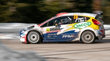 FORD FIESTA R5 - FOURMAUX-JAMOUL