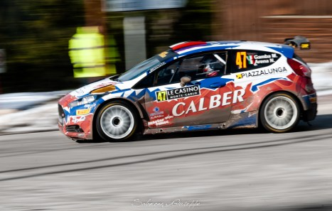 FORD FIESTA R5 - GAMBA-ARENA