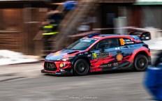 Hyundai I20 WRC - LOEB-ELENA