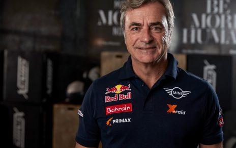 Carlos Sainz - Dakar 2020