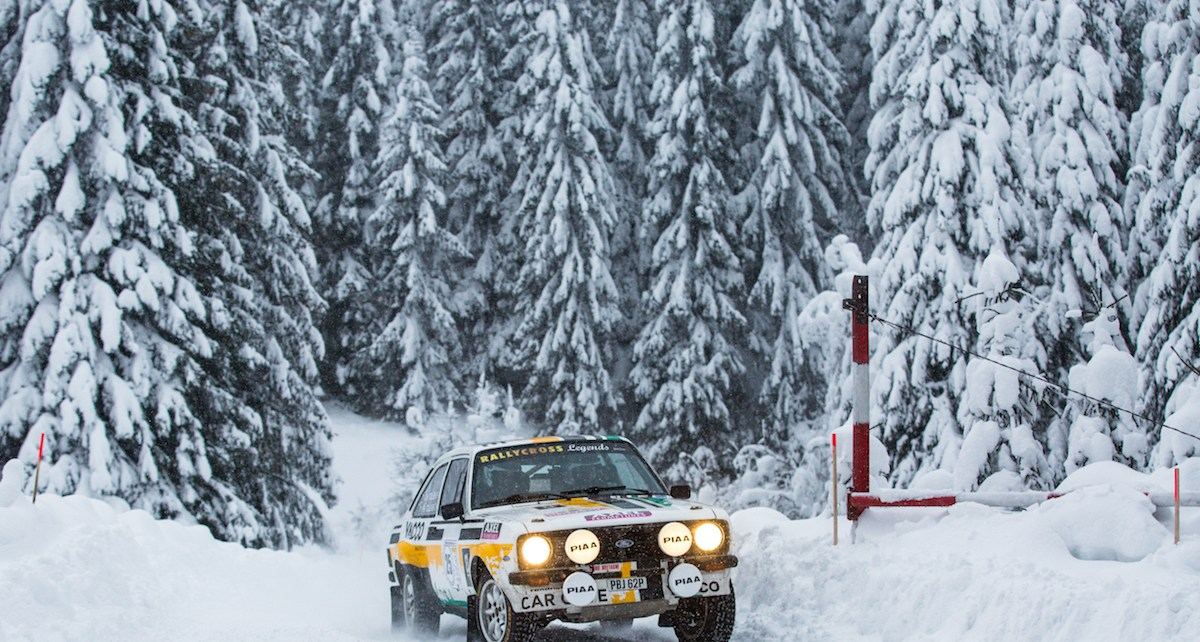 Romania Historic Winter Rally 2020