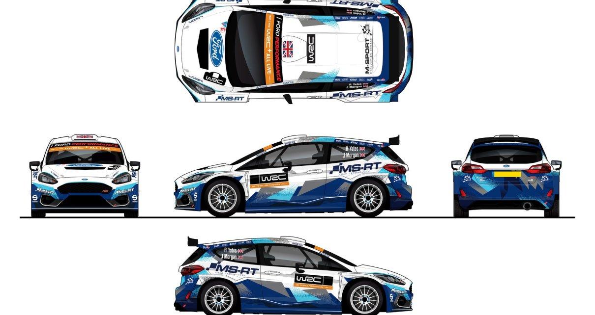 Rhys Yates - Fiesta WRC2 - Sport - 2020