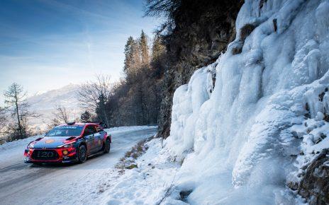 Rallye Monté Carlo 2020