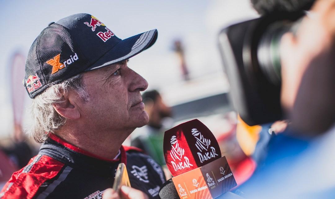 Carlos Sainz gagne le Dakar 2020
