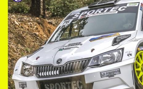 8 ème Rallye Régional des Roches Brunes