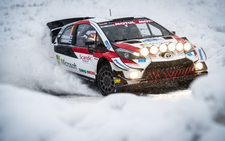 Kalle Rovanperä gagne le 55 ème Rallye Artic