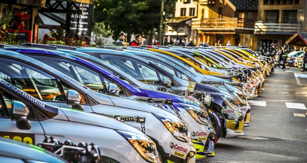 Clio Trophy France – Liste des engagés au Rallye Cœur de France