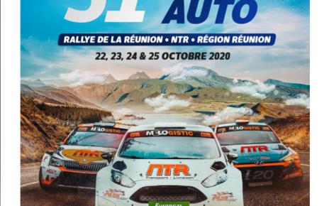 51 ème Tour Auto de la Réunion
