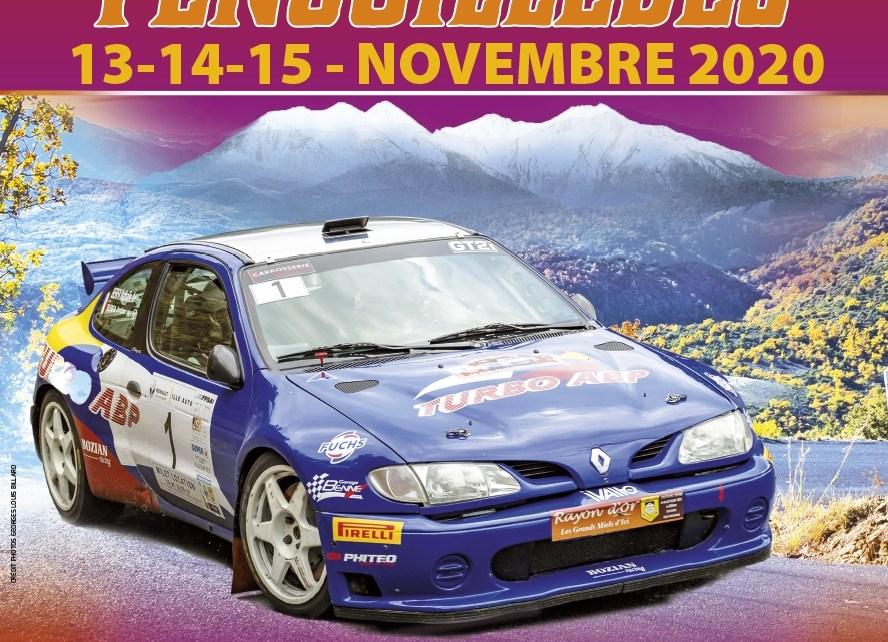 Rallye National du Fenouillèdes 2020