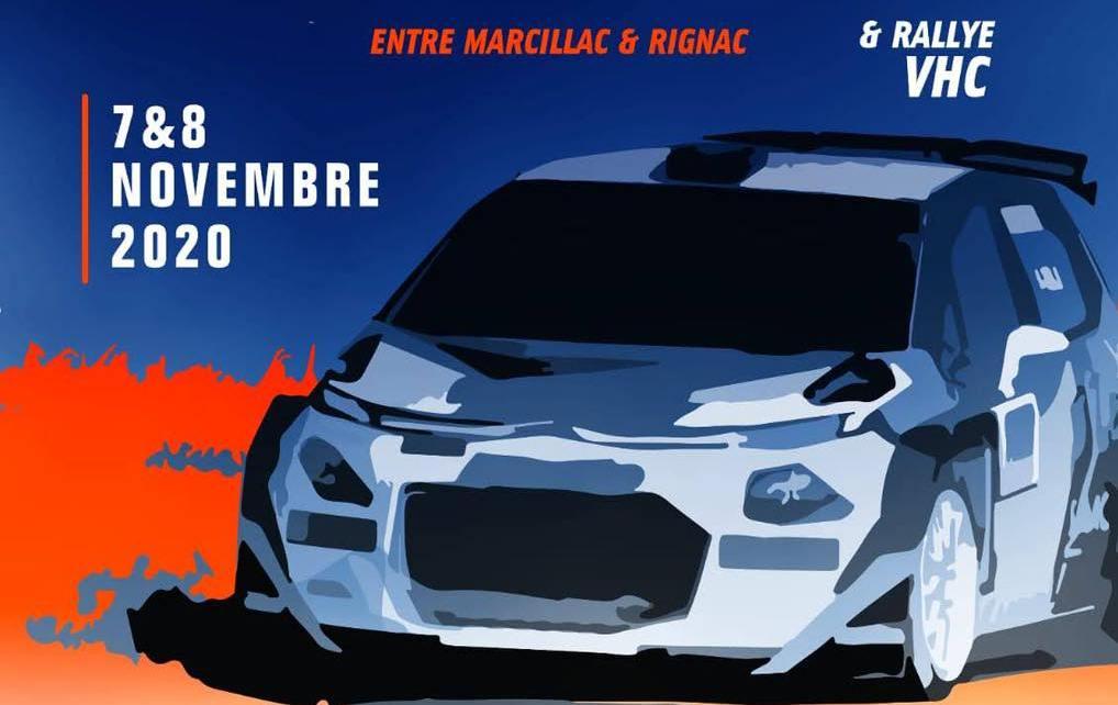 Rallye du Vallon de Marcillac - Aveyron 2020