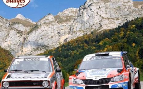 35e Rallye régional des Bauges