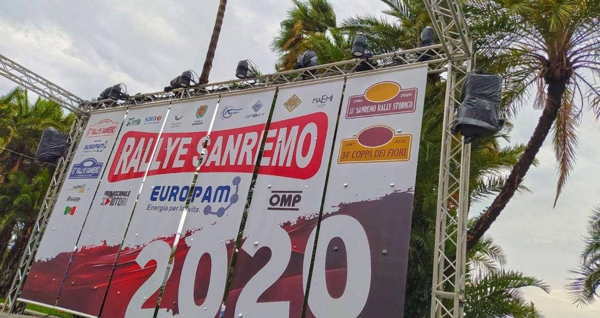 67. Rallye Sanremo 2020