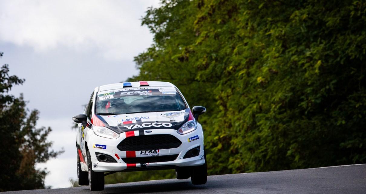 Léo Rossel - Rallye Coeur de France 2020