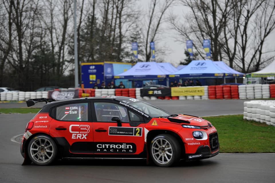Citroën C3 ERX