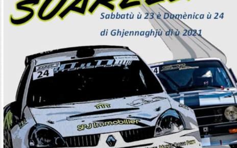 2ème Rallye régional d' ECCICA - SUAREDDA