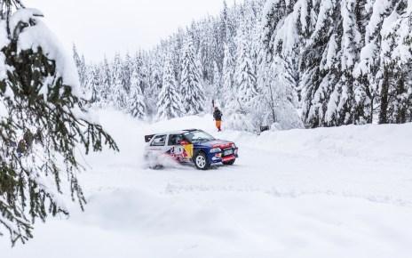 Winter Romania Historic Rally