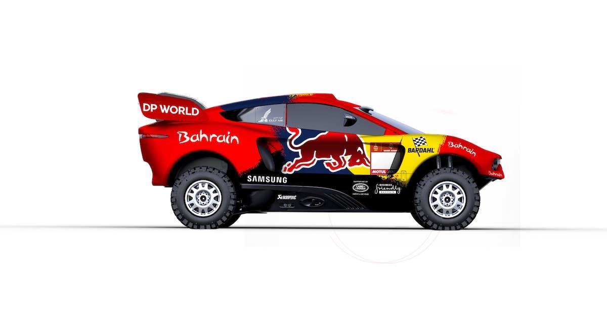 BRX Hunter Sébastien Loeb - Dakar 2021
