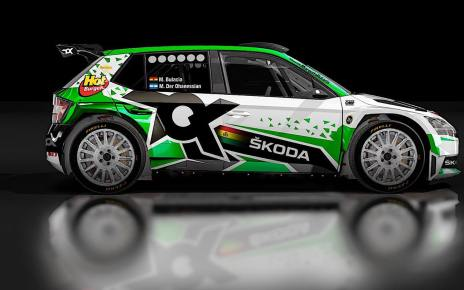 Marco Bulacia Wilkinson - WRC 2 - 2021
