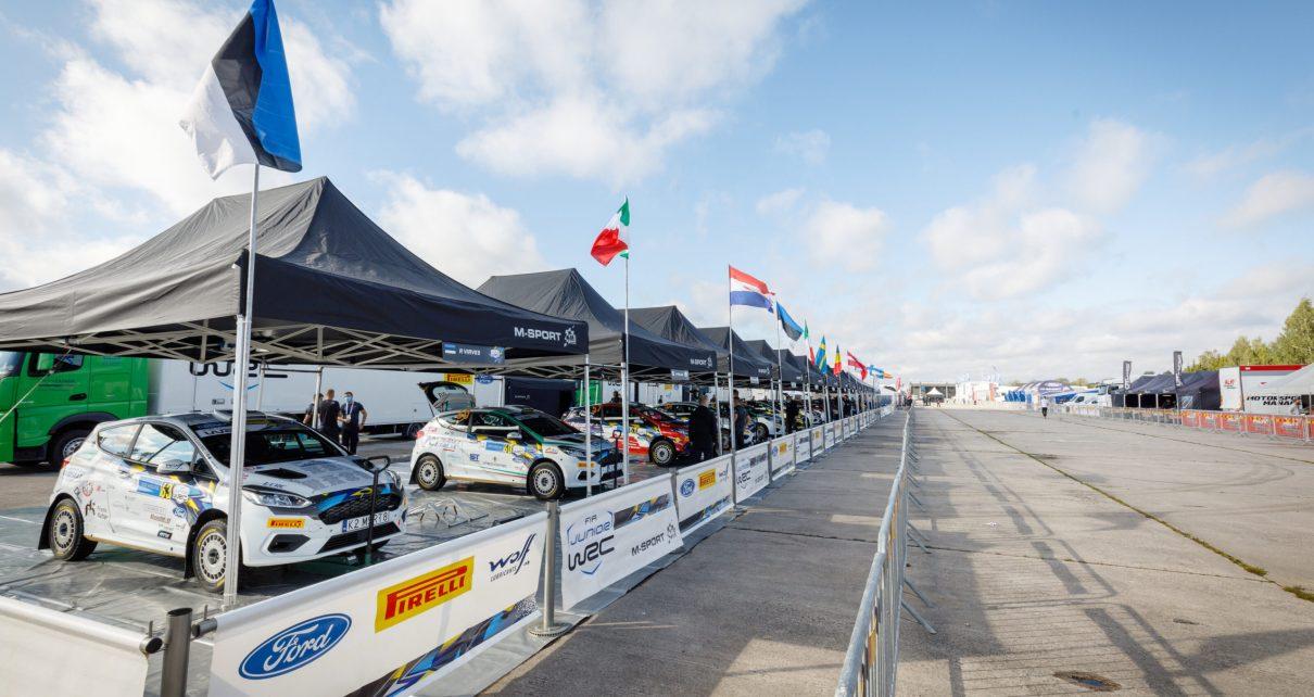 Calendrier Junior WRC 2021